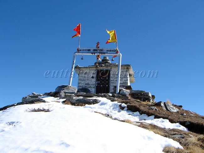 Chandrashila Temple Chopta