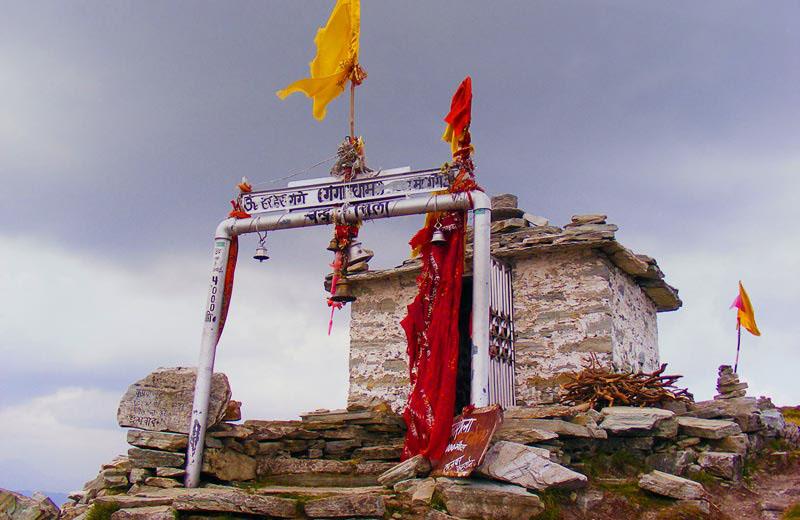 Chandrashila Temple