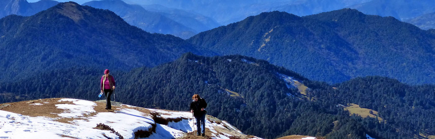 Rock Climbing & Rappelling in Chopta
