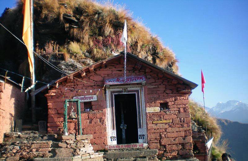 Rudranath Temple