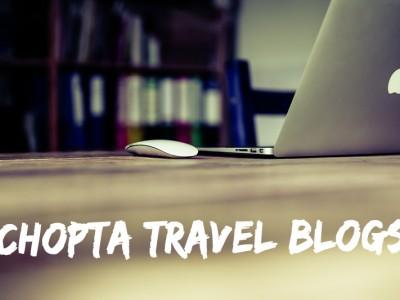 Chopta Travelogues Social Media