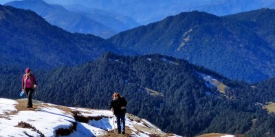 Chopta Village vs Chopta Hill Station