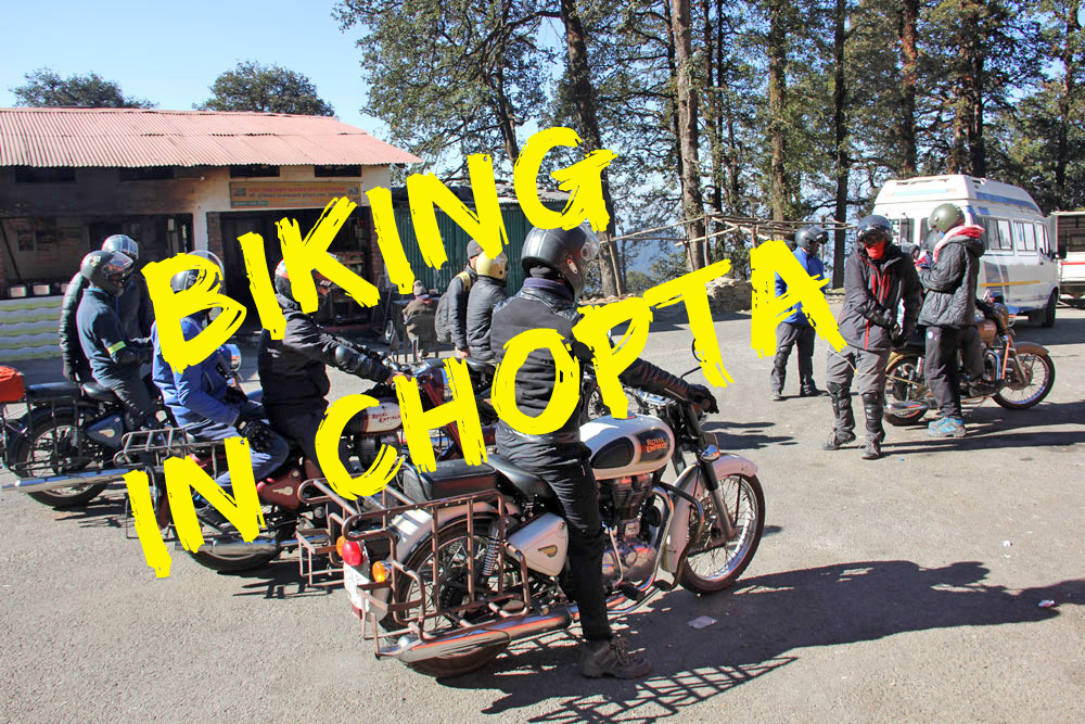 Bike tours in Chopta