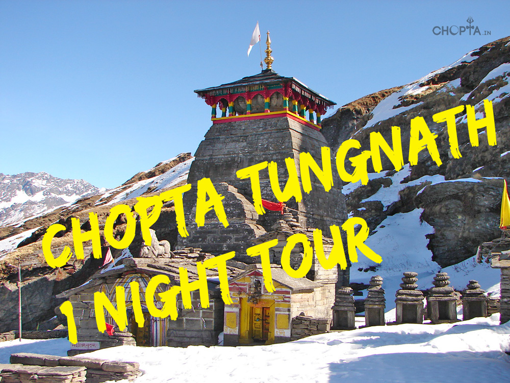 Chopta 1 Night Short Trekking Tour