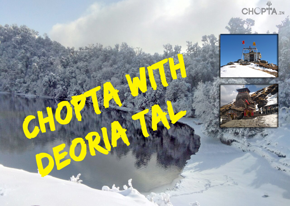 Chopta - Deoriatal 2 Nights Trekking Package