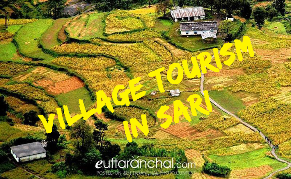 Village Tourism in Sari