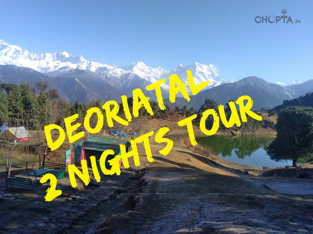 2 Nights Camping and Trekking in Deoria Tal
