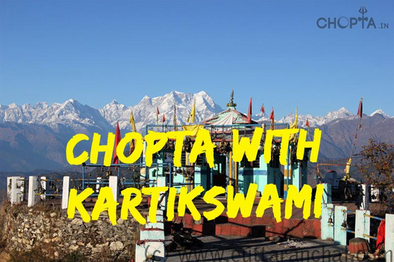 3 Nights Chopta With Kartik Swami Trek