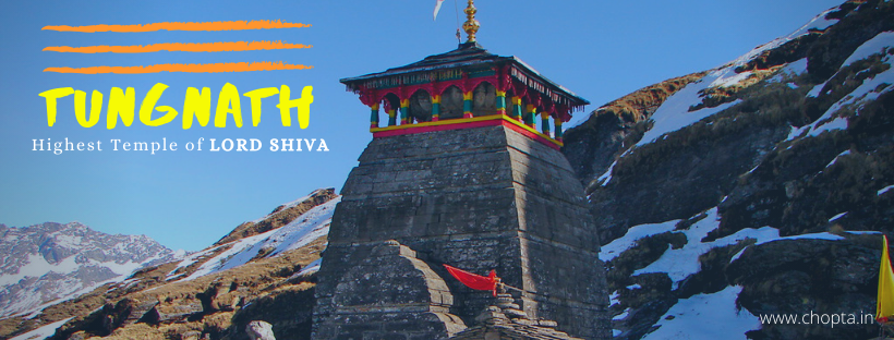 Tungnath – The Highest Shiva Temple