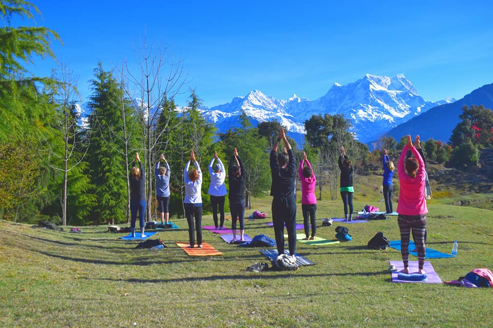 Yoga in Deoriatal