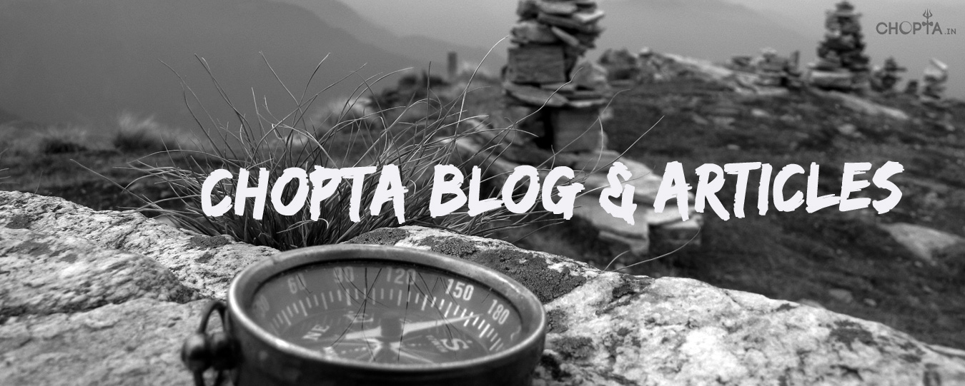 Chopta Blog and Articles