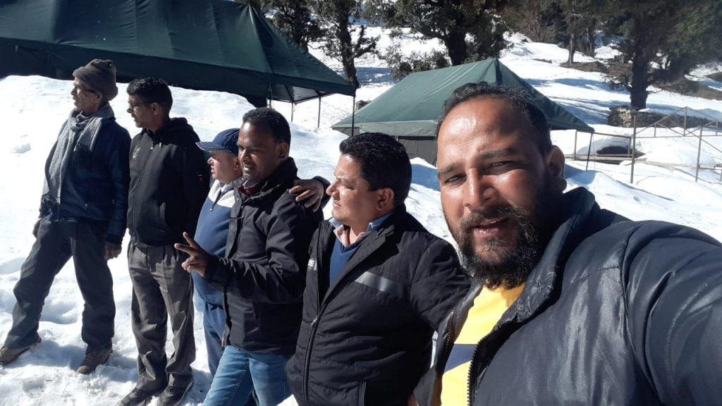 Swiss Tent Camp Owners of Chopta