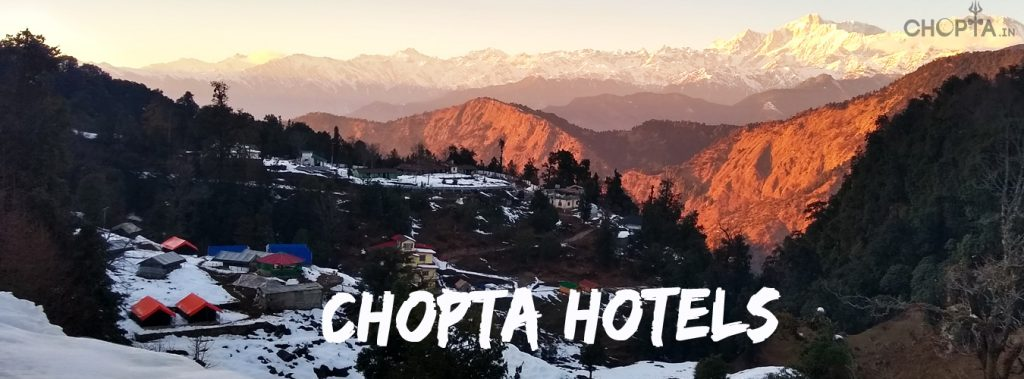 Chopta Hotels and Resorts