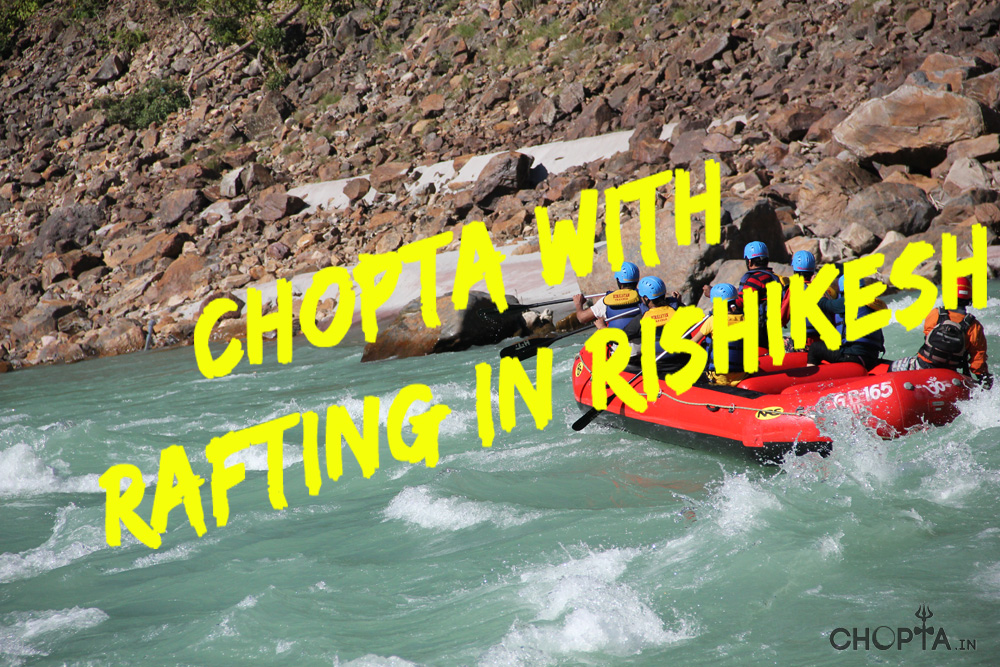 5 Nights Chopta With Rafting In Rishikesh Tour Package