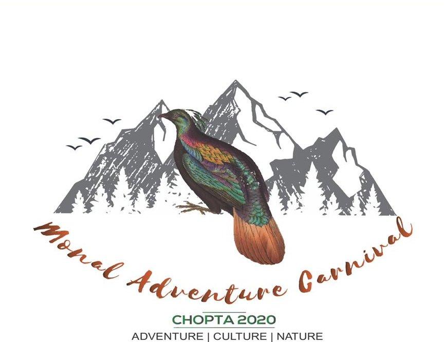Monal Winter Festival in Chopta