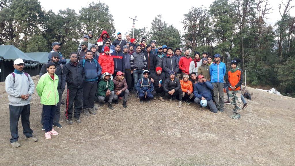 Participants for Monal Festival