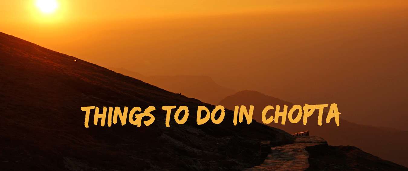 Things to Do in Chopta