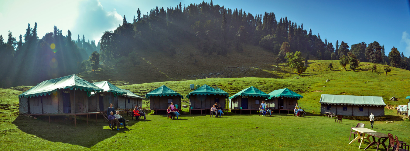 Swiss Camps in Chopta