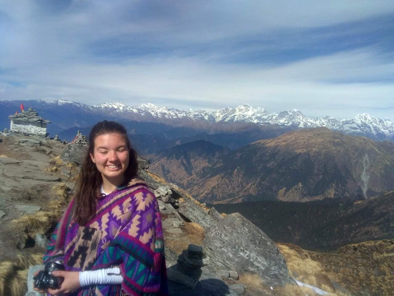 Solo Women Traveller's to Chopta Region